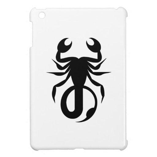 Scorpion Silhouette Cover For The iPad Mini