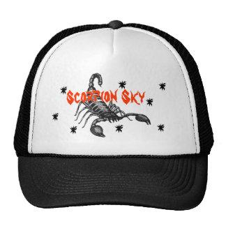 Scorpion Sky Cap