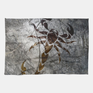 Scorpion Tea Towels