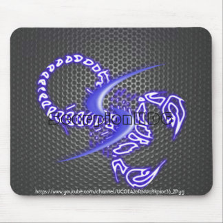 ScorpionHD6 mouse pad