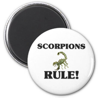 SCORPIONS Rule Magnets