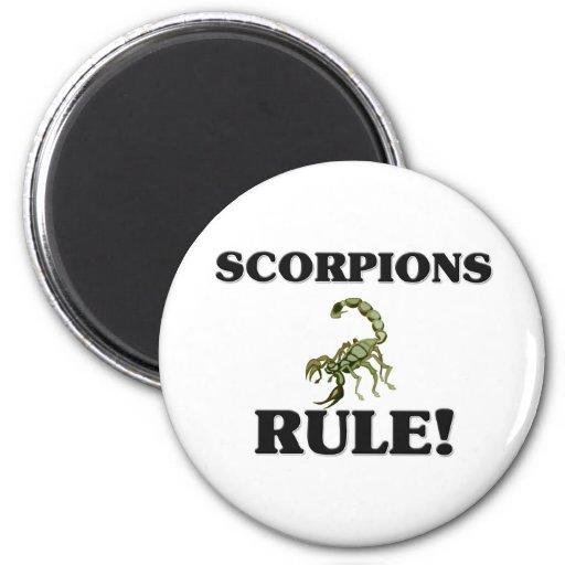 SCORPIONS Rule! Magnets