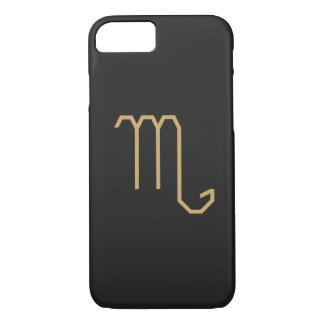Scorpius Zodiac Sign Basic iPhone 8/7 Case
