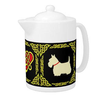 Scotalnd Celtic heart wheaten Scottish Terrier 5