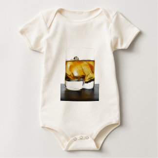 Scotch On The Rocks Baby Bodysuit