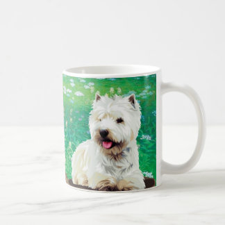 Scotch terrier & uesutei coffee mug