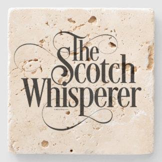 Scotch Whisperer Stone Coaster