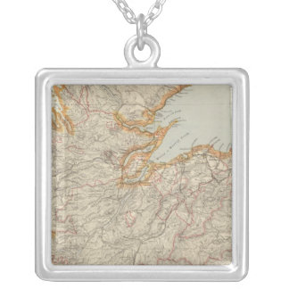 Scotland 13 silver plated necklace