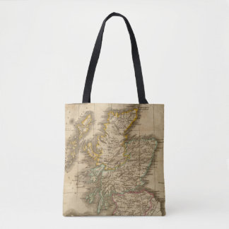 Scotland 4 tote bag