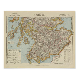 Scotland 6 poster