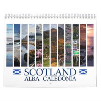 Scotland - Alba - Caledonia 2018 Calendar