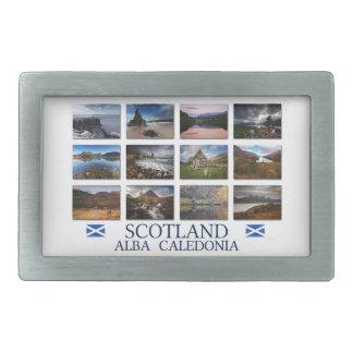 Scotland - Alba - Caledonia Belt Buckle