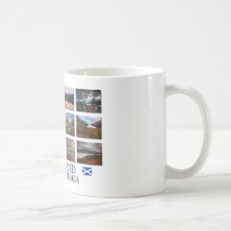Scotland - Alba - Caledonia Coffee Mug