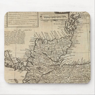 Scotland and Northern Britain Mouse Pad
