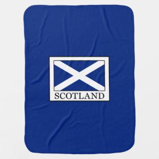 Scotland Baby Blanket