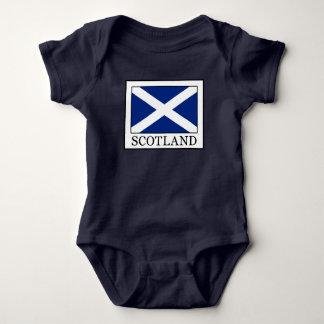 Scotland Baby Bodysuit