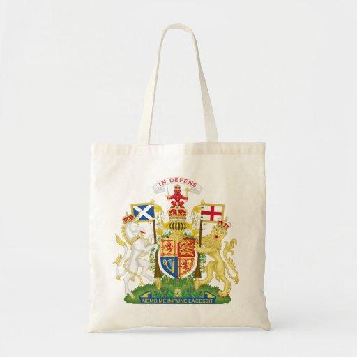 Scotland Canvas Bags