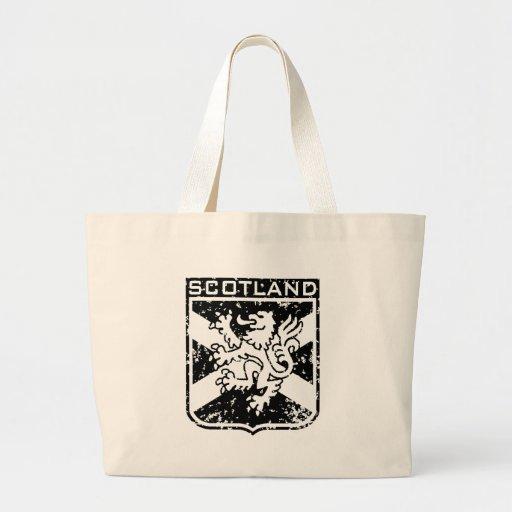 Scotland Canvas Bag