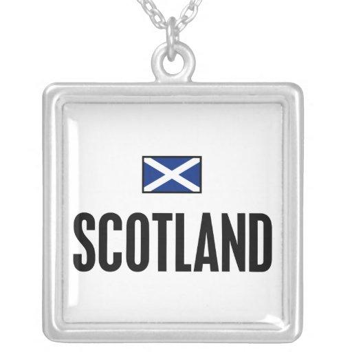 Scotland Bold Necklace