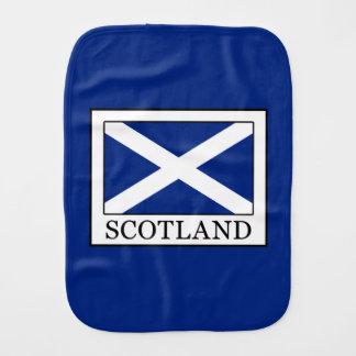 Scotland Burp Cloth
