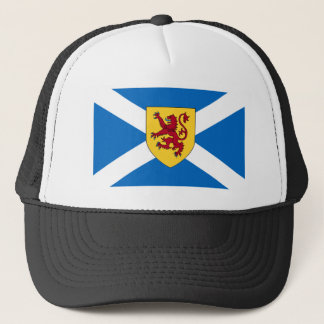 Scotland Cap - Cross & Lion