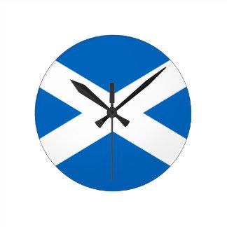scotland round wallclocks