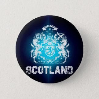Scotland Coat of Arms 6 Cm Round Badge