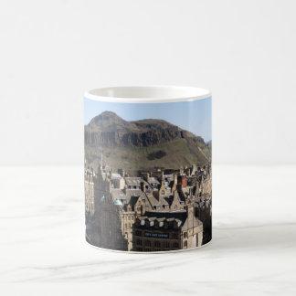 Scotland Edinburgh , Arthur's Seat Coffee Mug