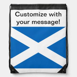 Scotland Flag Backpack