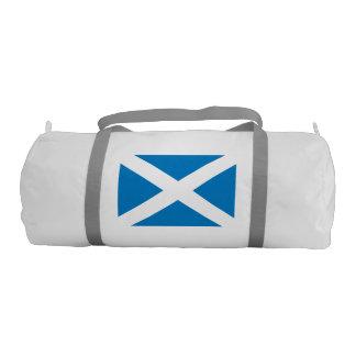 Scotland Flag Gym Duffel Bag