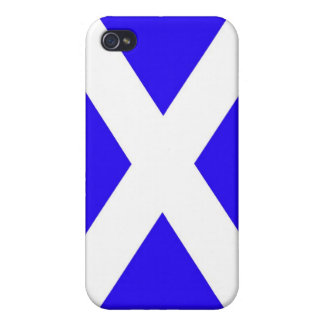 Scotland flag. iPhone 4/4S cases