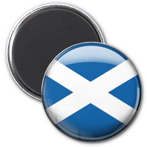 Scotland Flag Fridge Magnets