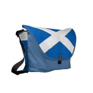 Scotland Flag Rickshaw Messenger Bag