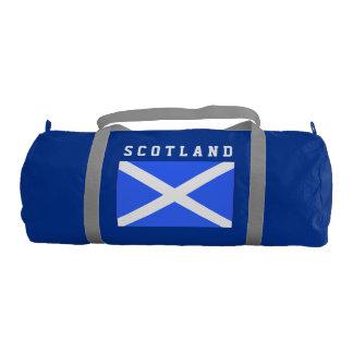 Scotland Flag Saltire Gym Bag Gym Duffel Bag