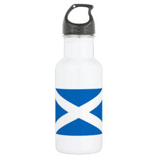 Scotland Flag - Scottish Flag Souvenir 532 Ml Water Bottle