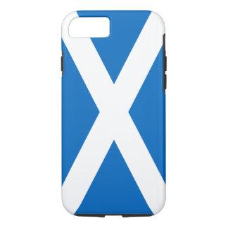 Scotland Flag - Scottish Flag Souvenir iPhone 7 Case