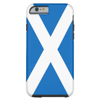 Scotland Flag - Scottish Flag Souvenir Tough iPhone 6 Case