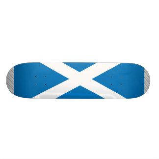 Scotland Flag Skate Board Deck
