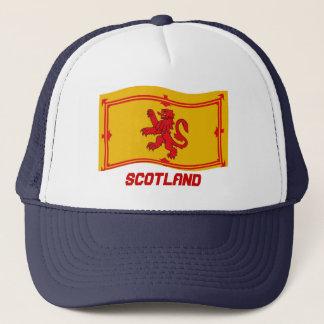 Scotland flag. trucker hat