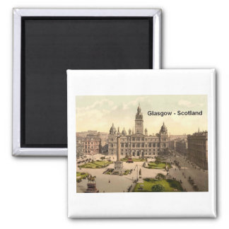 Scotland Glasgow George Square (St.K.) Magnet