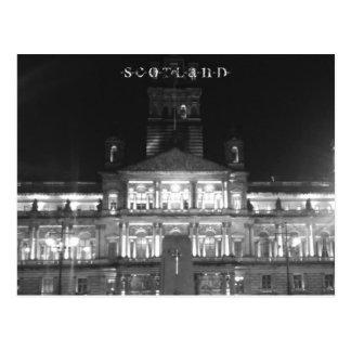 Scotland - Glasgow Postcard