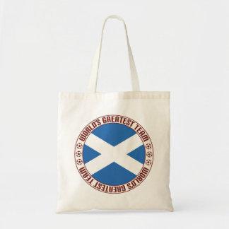 Scotland Greatest Team Budget Tote Bag