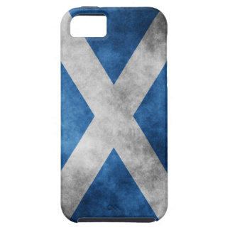Scotland Grunge- Saint Andrew's Cross Case For The iPhone 5