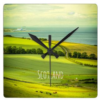 Scotland in Summer, Square Kitchen clock