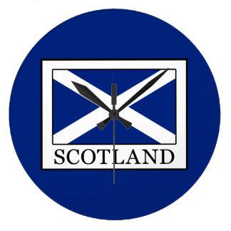 Scotland Large Clock