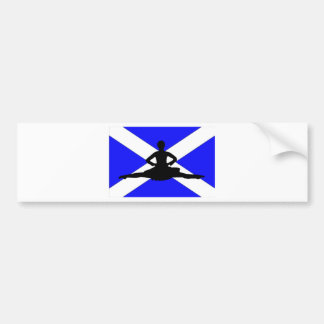 Scotland Leap Bumper Sticker
