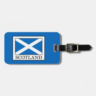 Scotland Luggage Tag