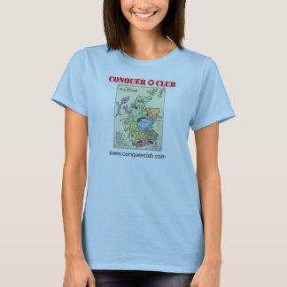 Scotland Map T-Shirt