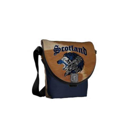 Scotland Messenger Bag