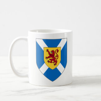 Scotland Mug - Cross & Lion